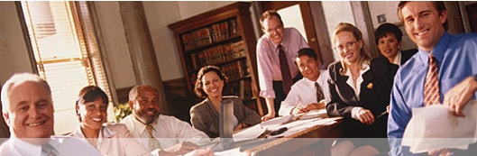lawyers and legal staff can update their own web site design and content using our system.